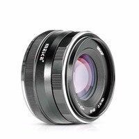 Meke MK-E-50-2.0 50 мм f/2.0 фиксированной ручная фокусировка объектива для Sony E крепление беззеркальных Камера a6300/a6000 /a5100/A5000/NEX7/NEX6/NEX5n/ne