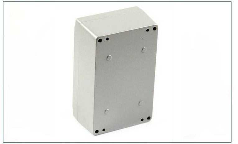 222*145*75MM Waterproof Aluminium Box,Aluminum Profile,Aluminum Extrusion Box maytoni arm033 11 bl