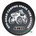 """PVC tampa da roda sobressalente Tampa Do Pneu pneu de carro Tampa Do Carro Pneu Sobressalente PU personalizado abrange 13 """"14"""" 15 """"16"""" 17 ''centro mercedes tampas"""