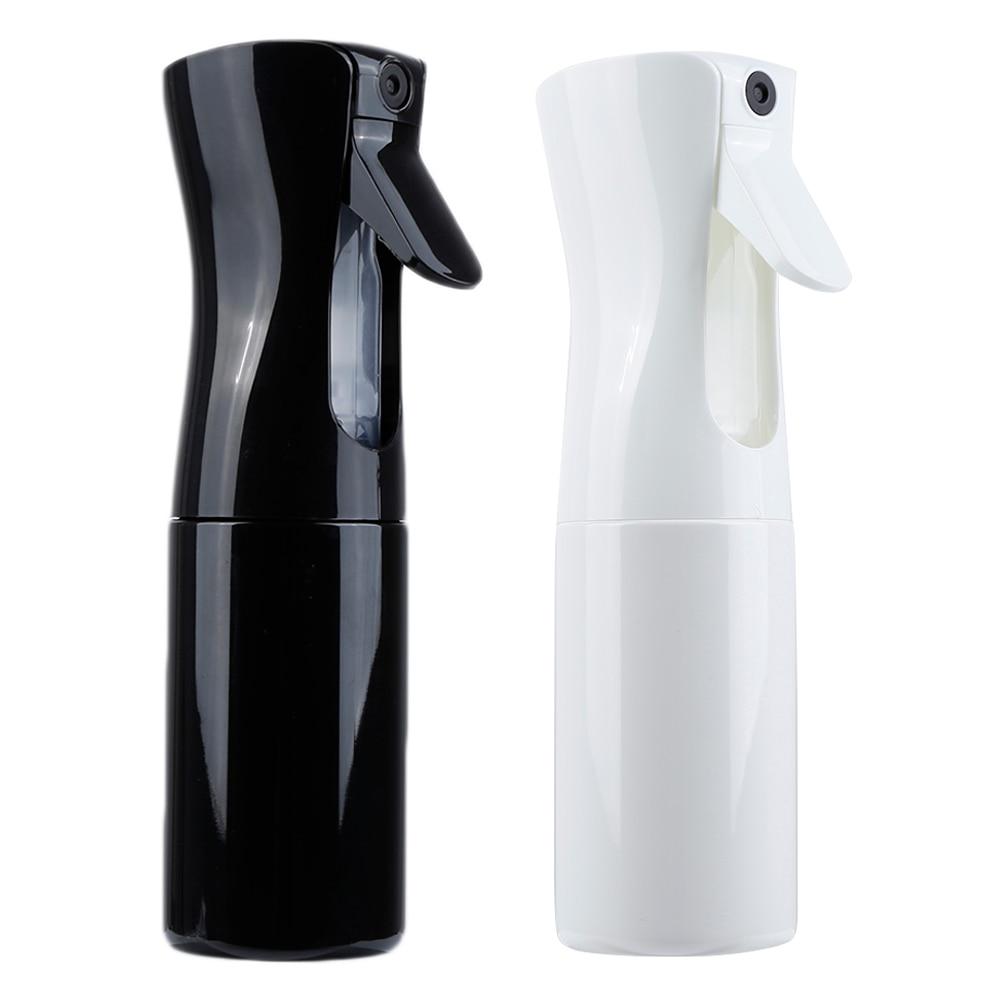 150ml/300ml Black/White Hairdressing Spray Empty Bottle