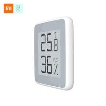 Xiaomi Miao Miao Ce Termômetro Digital E Higrômetro Eletrônico E-Link de tinta tela de Alta-Precisão do Sensor de Casa Inteligente