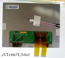 Innolux original A gauge 8 inch LCD screen AT080TN42 digital photo frame DVD vehicle video screen