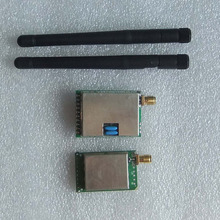1Set 5.8G 16ch Wireless Audio and Video Module Transmitter+Receiver+Antenna Kit Radio Syste