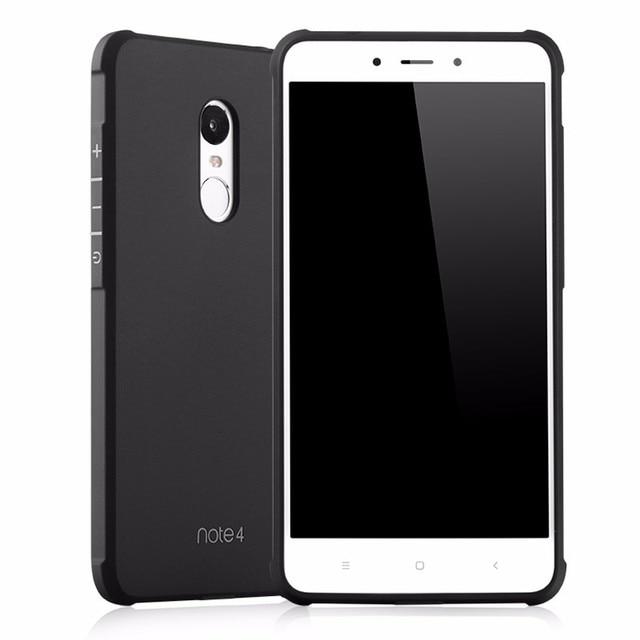 Beautiful COCOSE 64 GB Xiaomi Redmi Note 4X Pro Case Silicon Shockproof Cover Case  For Redmi Note