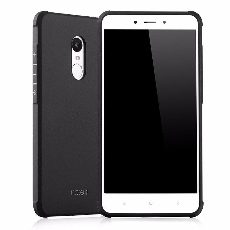 COCOSE 64 GB Xiaomi Redmi Note 4X Case Soft Silicon Shockproof Cover Case for Redmi Note 4X Pro