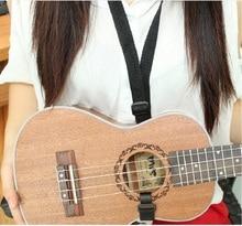 Ukulele cinturino piccolo spesso tracolla in nylon imbracatura cinghie ukulele tracolla regolabile chitarre strumenti durevoli acessori