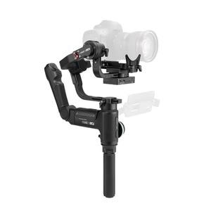 Image 2 - Zhiyun מנוף 3 מעבדה 3 ציר אלחוטי FHD תמונה שידור מצלמה מייצב ViaTouch בקרת כף יד Gimbal עבור Sony Canon DSLR