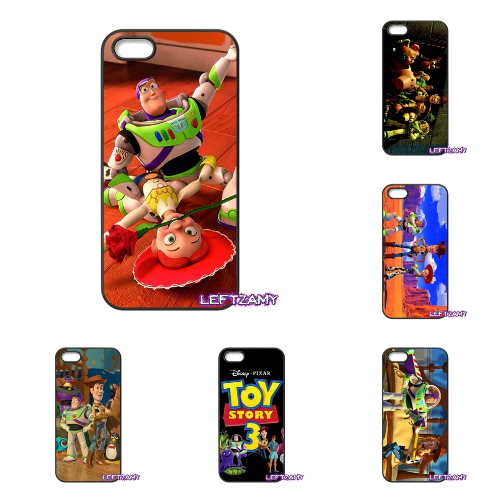 Toy Story 3 Buzz Lightyear Woody Phone Case Cover For HTC One M7 M8 M9 A9 Desire 626 816 820 830 Google Pixel XL One Plus X 2 3