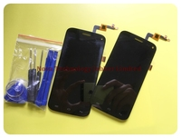 100 Tested Black Digitizer Screen For Micromax Canvas Turbo Mini A200 LCD Display Touch Screen Digitizer