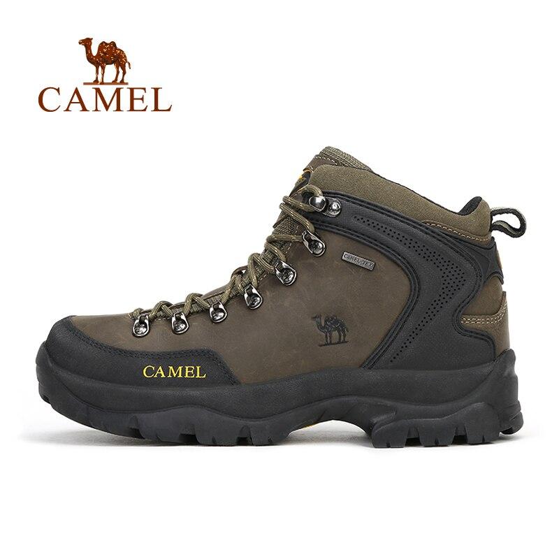 Верблюд верблюд для открытый мужчины пешие прогулки обувь скольжению износостойкие открытый обувь пешие прогулки обувь