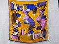 [25% OFF] 204059 Elegante abrigo de Las Mujeres de seda Pura Bufanda de Seda Cuadrada grande, 100% cuadrados De Seda bufandas de seda de alta calidad