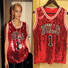 2019 New Bull Sequins One Size Vest/Jersey