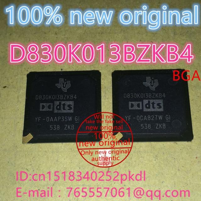100% new original  D830K013BZKB4  BGA Chipset