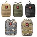 Тактический медицинский комплект  аварийный чехол  многофункциональная аптечка  походная сумка для выживания  аксессуары  карман