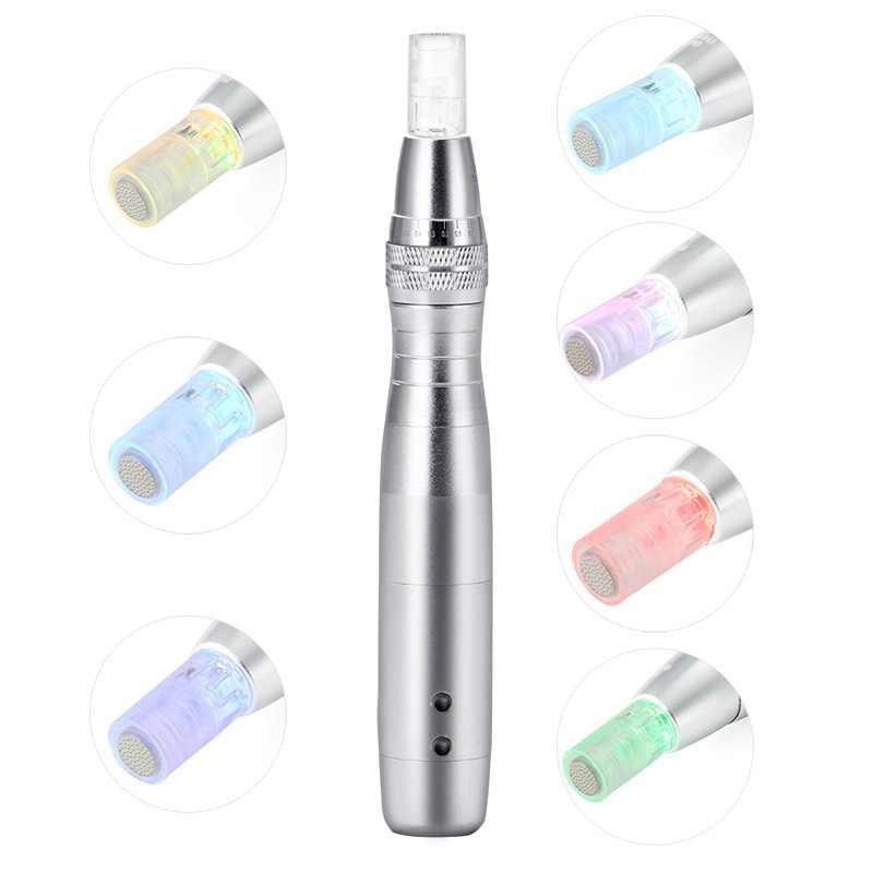 Konmison винт Dr. pen иголка для кожи картридж иглы Советы (12pin иглы) для электрических микро Роллинг кожный штамп терапии