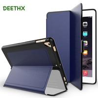 DEETHX Plaid Surface Tablet Case For Apple Ipad Air 2 A1566 A1567 Air Pro 9 7