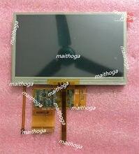 4.3 polegada LTE430WQ-F07 40 P Tela TFT Lcd com Painel de Toque WQVGA 480*272 (RGB)