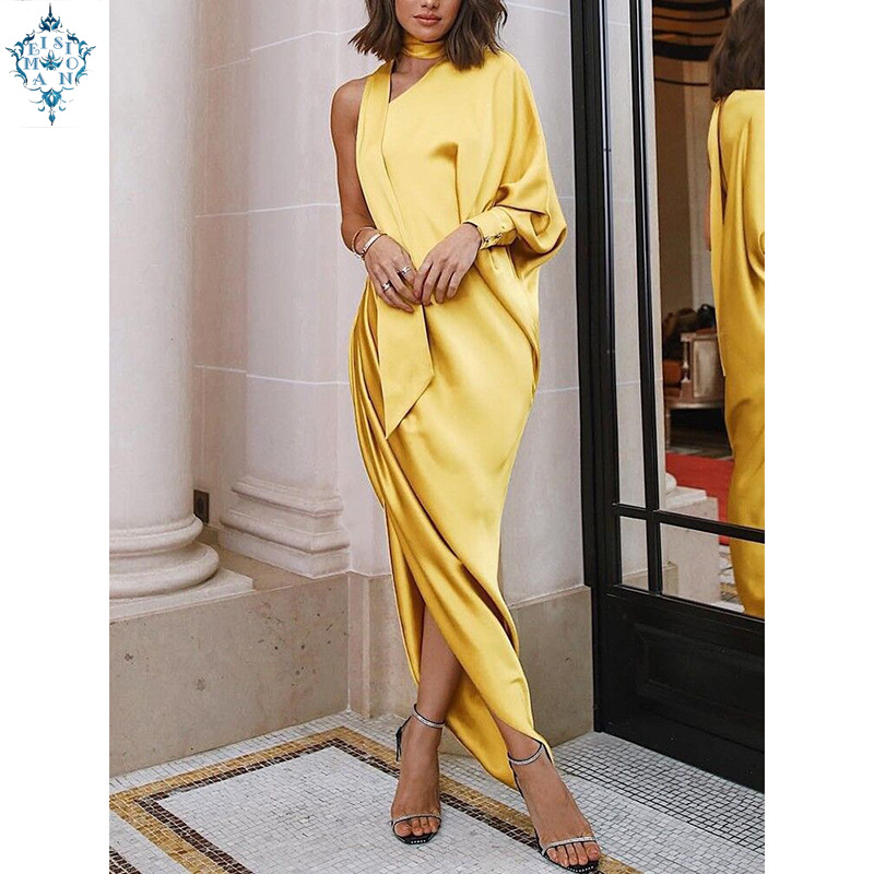 Ameision 2019 Women Summer Dress Sexy & Club Party Night Dresses Casual Elegant Vintage Maxi