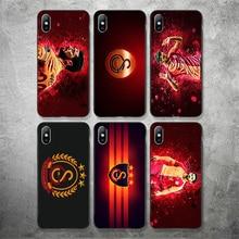 купить Yinuoda Galatasaray Spor Kulubu Phone Case Akbaba For iPhone Case DIY Picture Soft TPU Cover X XR XS MAX 7 8 7plus 6 6S 5S SE по цене 209.07 рублей