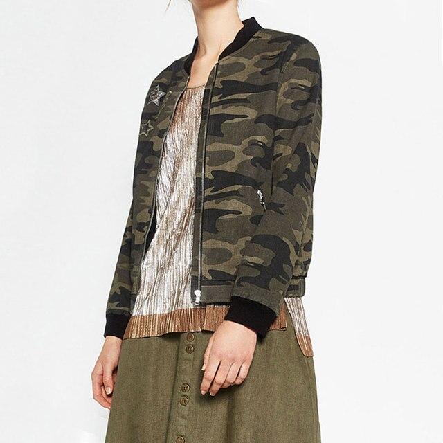 4cd94dafd5 Femmes-Camouflage-Militaire-Veste -Manteau-Automne-2016-Mode-L-che-Patch-Designs-Court-Arny-Vert-Vestes .jpg_640x640.jpg
