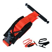 One Hand Outdoor Portable First Aid Quick Slow Release Buckle Medical Military Tactical Emergency Tourniquet Strap