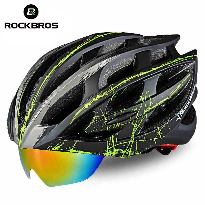 ROCKBROS Bicycle Helmet
