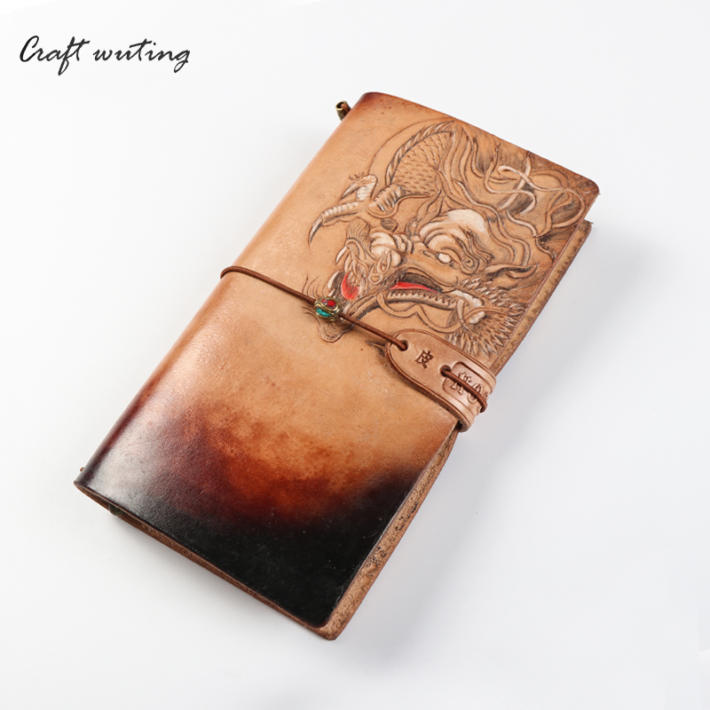 Chinese ancient legends of life The dragon travelers notebook planner a5 sketchbook agenda school notebook gifts for gifts hubot elegant classic men s watch dates calendar classical art carved craft design chronograph men sport watches relogios