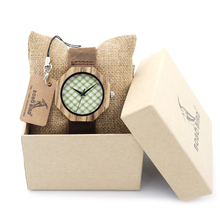 BOBO BIRD New Arrival 2015 Hot selling Brand Designer Wood Bamboo Watches For Women Men's Luxulry Brand Wooden Wristwatch