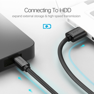 Image 3 - Ugreen Mini USB Cable Mini USB to USB Fast Data Charger Cable for MP3 MP4 Player Car DVR GPS Digital Camera HDD Mini USB