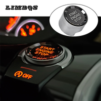 Crystal buttons Cover Start Stop Engine Switch Replacement For BMW E F G series 12 19 f10 f11 f15 f16 f25 f26 01 g30 g50 e84 e70