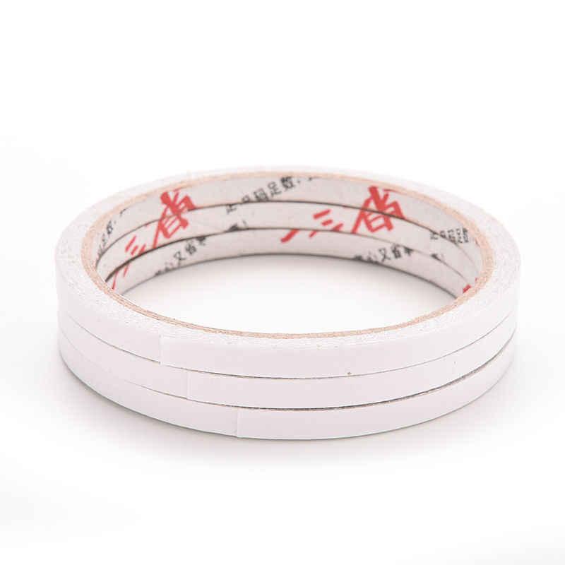 Peerless, 9m x 6mm, cinta adhesiva de doble cara, cinta adhesiva para Scrapbooking