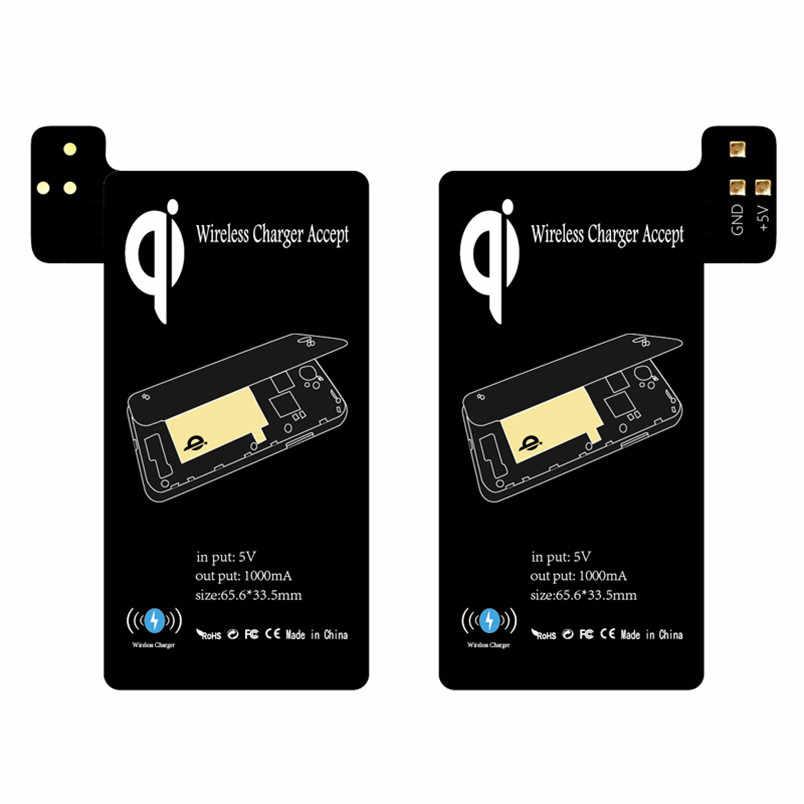 Étui pour samsung Galaxy S5 i9600 avec Support de récepteur de charge sans fil Qi fiable