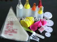 Cake Decorating Disposable Icing Pastry Piping Bag and Cake Decorating Tools Set For Cake Mold Bakeware Supply