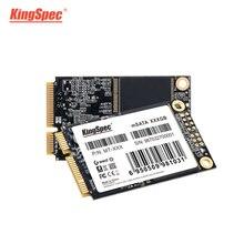 Kingspec mSATA SSD 64 ГБ 120 мини SATA SSD 240 ГБ 500 1 ТБ жесткий диск SSD для ноутбука thinkpad ASUS Внутренний твердотельный диск