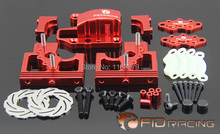 FID Racing  Centre Differential Bracket Adjustable Calipers Version Assembly FOR LOSI DBXL