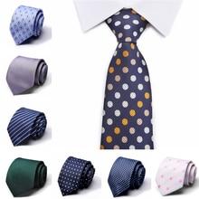 New Design Mens Tie Luxury Man Floral Paisley Neckties Hombre 8 cm Gravata Classic Business Casual For Wedding