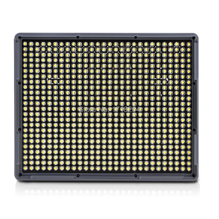 New Aputure Amaran HR672W LED Camera Video Light CRI95 + 5500K 672 Led Lamp Panel Brightness with Wireless Remote Control