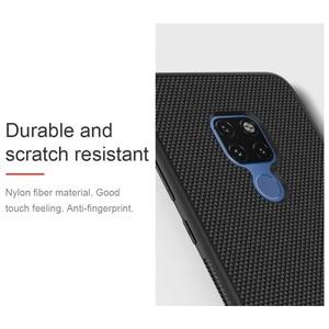 Image 3 - Case voor Huawei Mate 20/Mate20 Pro Nillkin Geweven Nylon Fiber Back Cover voor Huawei Mate 20 Pro Case