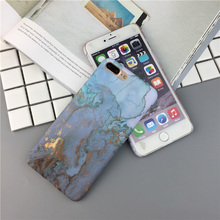 3D Artistic Marble Pattern Phone Case For iPhone X XS XR XS Max 6 6S 7 Plus Ultra Slim Hard PC Cover Cases For iPhone 8 Plus
