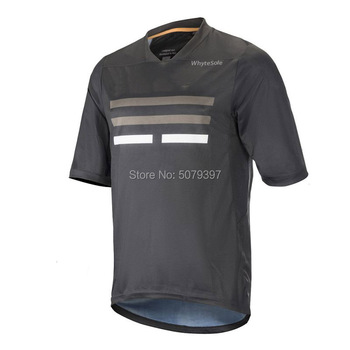 2019 moto camiseta mtb camiseta de motocross maillot ciclismo hombre dh corta jersey para descensos fuera de la carretera de montaña clycling jersey