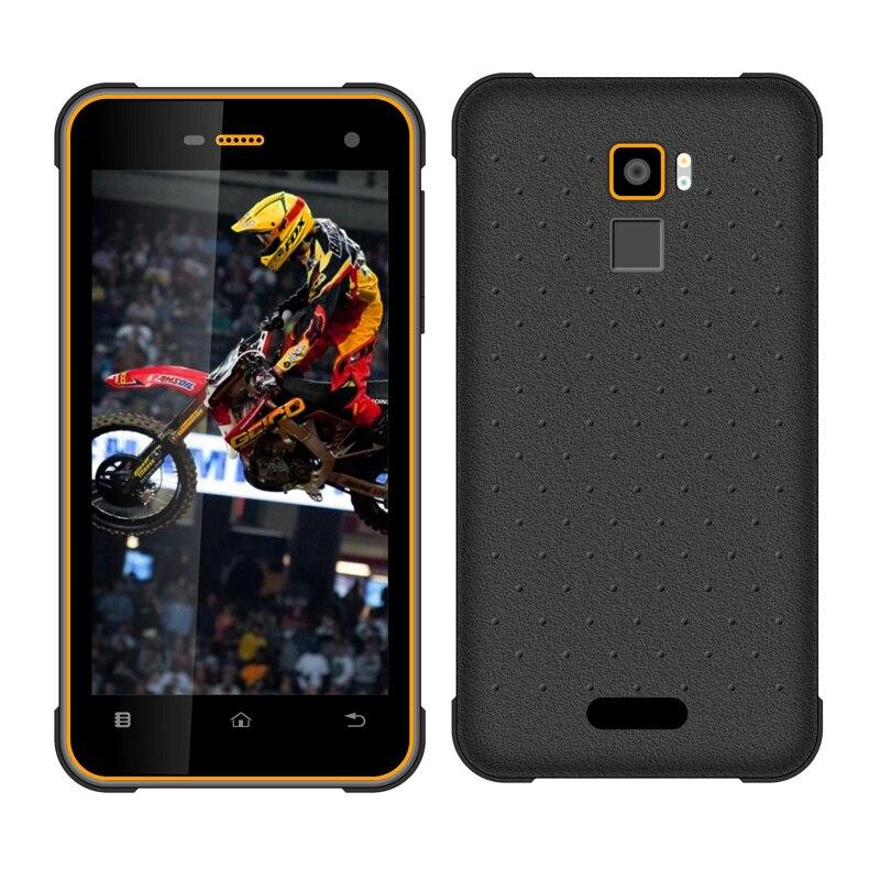 D'origine Huadoo G11 Téléphone Avec IP68 Étanche Téléphone MTK6737 Quad Core 3 GB RAM Robuste Android 6.0 Smartphone Mince 4G FDD LTE GPS