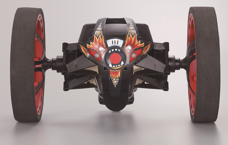 Upgraded Bouncing RC Car Remote Control jump sumo Bounce Car 6CH MINI Robot Toys gift Kids child Flexible Wheels tl88 shockproof 2 4ghz jumping rc car with flexible wheels led light