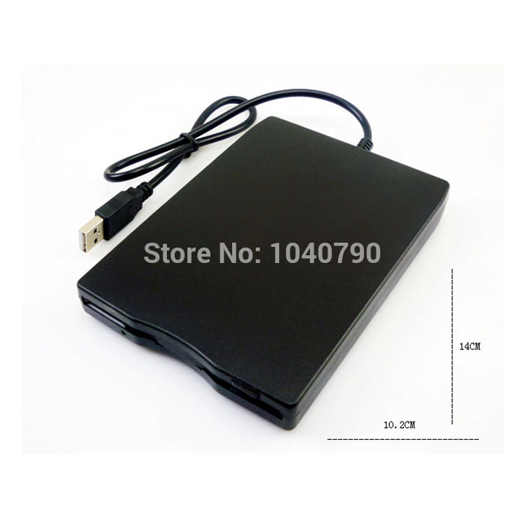 "Gratis verzending Externe 3,5 ""floppy drive usb-interface FDD Usb 2.0 FDD diskettestation"
