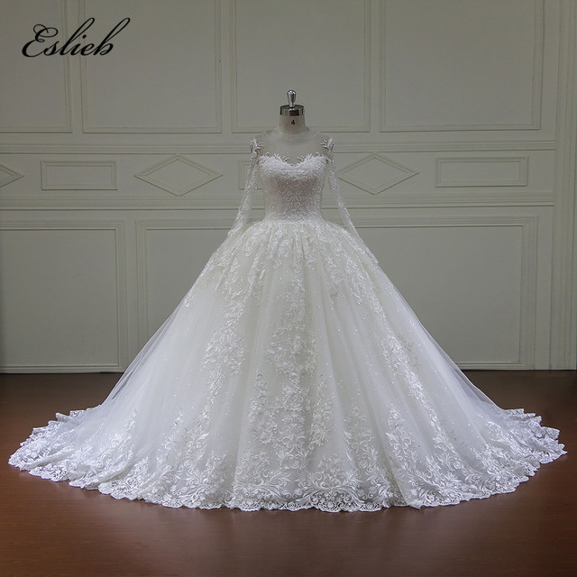 Custom Wedding Dresses 2018