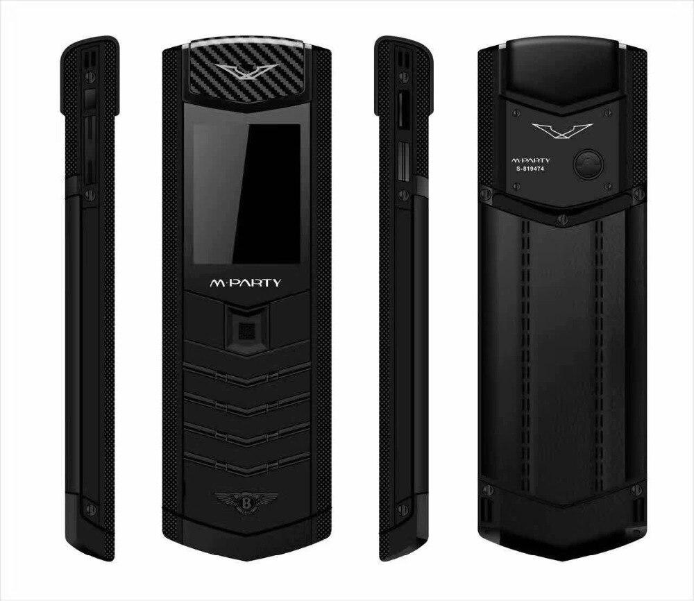 2017 New MParty LT2 Luxury Phone Dual SIM Card Cartoon 1 8 Inch Luxury Mini Metal