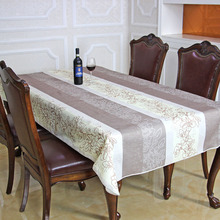 2016 Printemps Eté Europe Style Table Tissu Haute Qualité Nappe Table Couverture manteles par mesa Livraison Gratuite