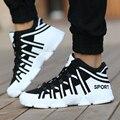 2016 Designer de Moda Calçados Esportivos dos homens Das Sapatilhas Dos Homens Casuais Respirável Sapatos Maré Coreano Sapatos Gladiador