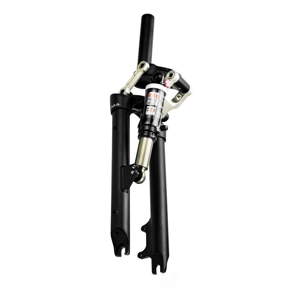 Allemand a 20 pouces pression d'air quatre barres tringlerie avec amortisseurs vélos pliants fourche avant FAA075 JP8 JP9 JEX