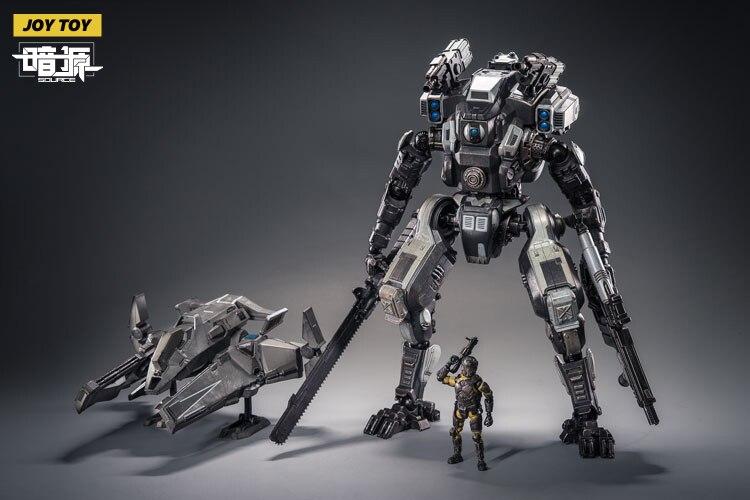 1/28 figurine d'action contre les pluies acides anime fini robot mobile animation militaire combinaison de Stalker pour la collection des enfants