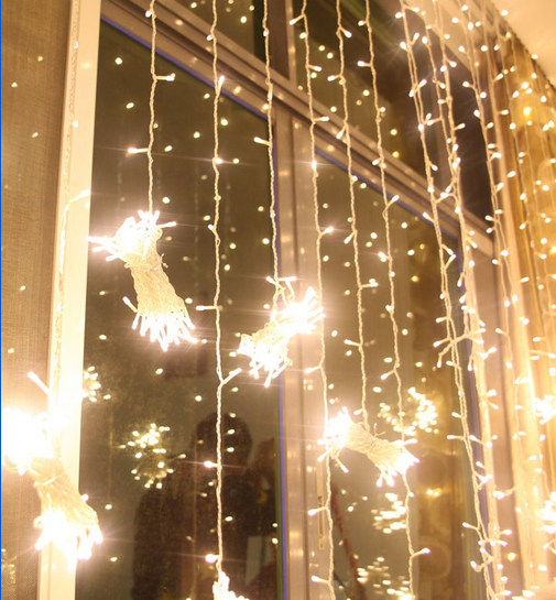 great led lampjes m gordijn verlichting kerst ornament lichten flash fairy with verlichting kerst